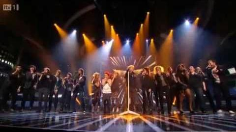 Bon Jovi - Livin' On A Prayer (Live In X-Factor)