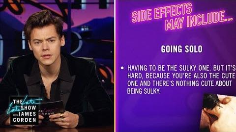 Side Effects May Include w Harry Styles