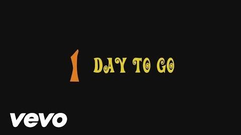 One Direction - Kiss You - 1 day to go