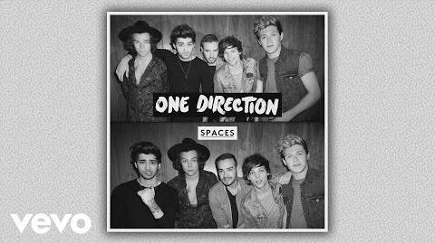 One Direction - Spaces (Audio)