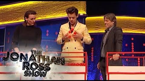 The Balls Challenge With Harry Styles, Suranne Jones, John Bishop And Mo Farah