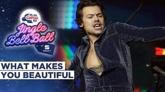 Harry Styles - What Makes You Beautiful (Live at Capital's Jingle Bell Ball 2019) Capital