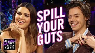 Spill Your Guts Harry Styles & Kendall Jenner