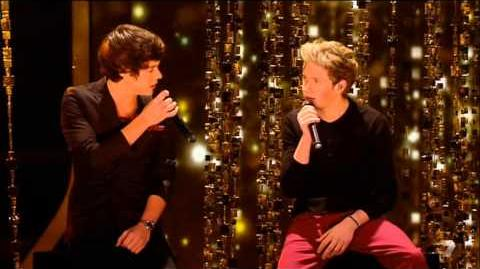 One Direction on X Factor Australia Final