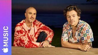 Harry Styles 'Fine Line' Interview Highlight Apple Music