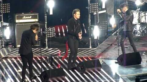 X Factor Final Results - One Direction - Midnight Memories
