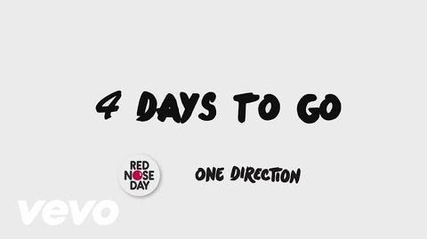 One Direction - One Way Or Another (Teenage Kicks) - 4 Days To Go