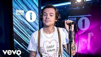 Harry Styles - Wonderful Christmastime in the Live Lounge