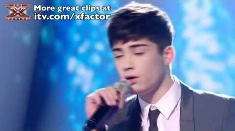 One Direction sing All You Need Is love - The X Factor Live show 7 - itv