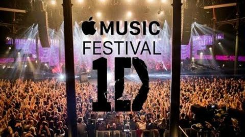 One Direction (Apple Music Festival)