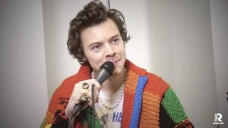 Harry Styles on his 'Fine Line' journey of sex, sadness and self-reflection.