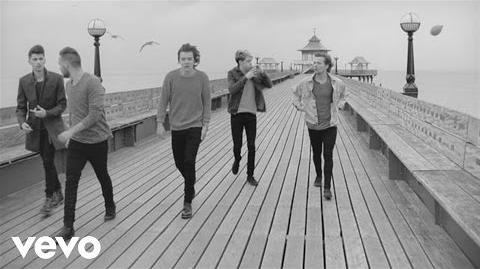 One Direction - You & I (Behind The Scenes Part 2)