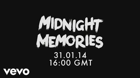 One Direction - Midnight Memories (Teaser 2)