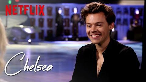 Harry Styles (Full Interview) Chelsea Netflix