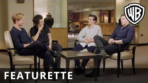 Dunkirk – Roundtable featurette – Warner Bros UK