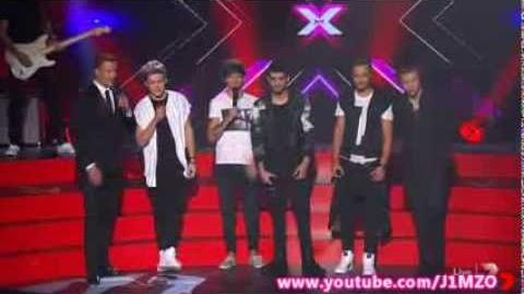 Youtube one direction live