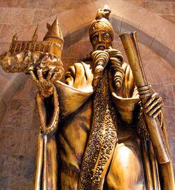 Ambratorix Statue