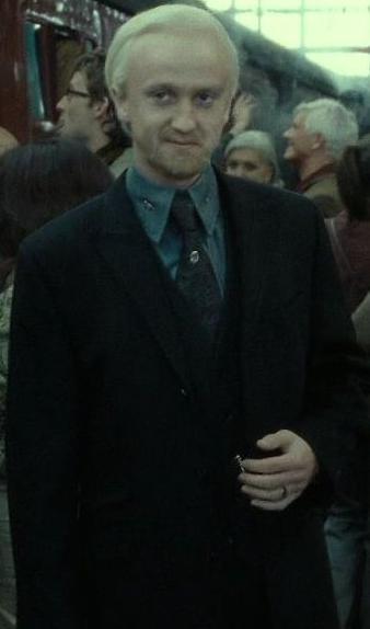 Draco Malfoy   Harry/Albus Potter Wiki   FANDOM powered by Wikia
