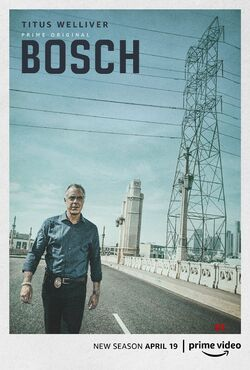 Bosch Season 5 Poster