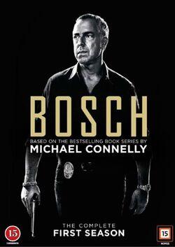 Bosch Season 1 Cover
