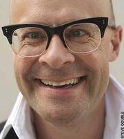 Harry Hill Face