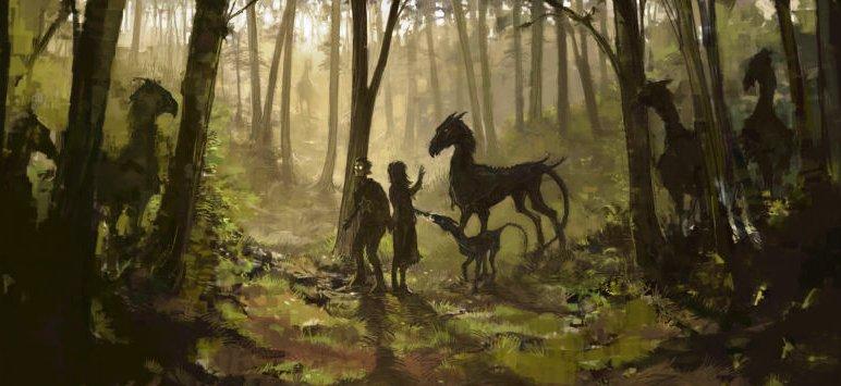 Bạn biết gì về Vong Mã - loài sinh vật huyền bí có vẻ ngoài chết chóc trong Harry Potter? - Ảnh 4.