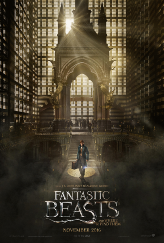 fantastic beasts and where to find them film harry potter wiki