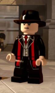 Lego Abernathy