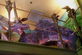 Морщерогий кизляк (игрушка в Волшебном зверинце)