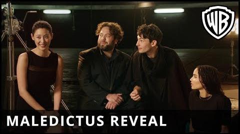 Fantastic Beasts The Crimes of Grindelwald – Maledictus Reveal – Warner Bros. UK
