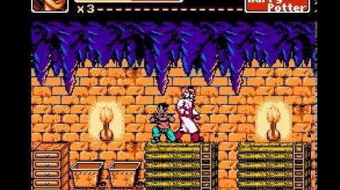 Harry's Legend (NES) - Full Playthrough