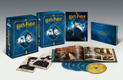 Harry potter 1 ultimate edition fr