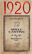 MinaLima Store - 1920 Spell Casting