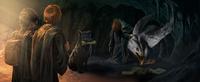 Caverna próxima a Hogsmeade