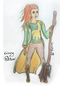 Ginny Potter HH