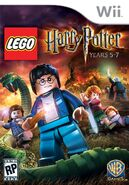 Lego Harry Potter Year 5-7 Wii