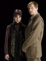 Remus+nimfadora=teddy