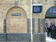 Kings Cross Platform 9,75