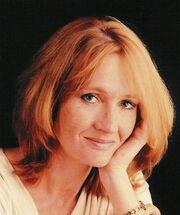 Rowling j k photograph