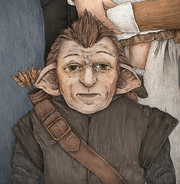 William the Pukwudgie