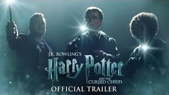 "Harry Potter and the Cursed Child - Official ""Darkness"" Trailer"