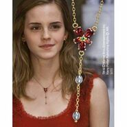 Hermione's necklace