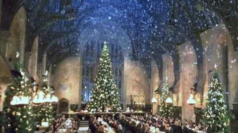 Harry Potter and the Sorcerer's Stone Soundtrack -12. Christmas at Hogwarts