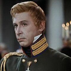 Фёдор Долохов из фильма «Война и мир» в исполнении О. Ефремова