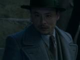 Dziadek Cho Chang