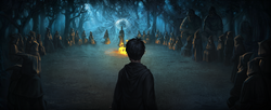 Pottermore Death Eaters Forbidden Forest
