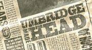 Daily Prophet Umbridge