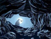 Escape Tunnel (Concept Artwork for the HP2 movie 03)