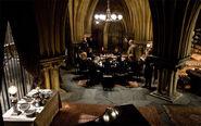 Slughorn's Second office