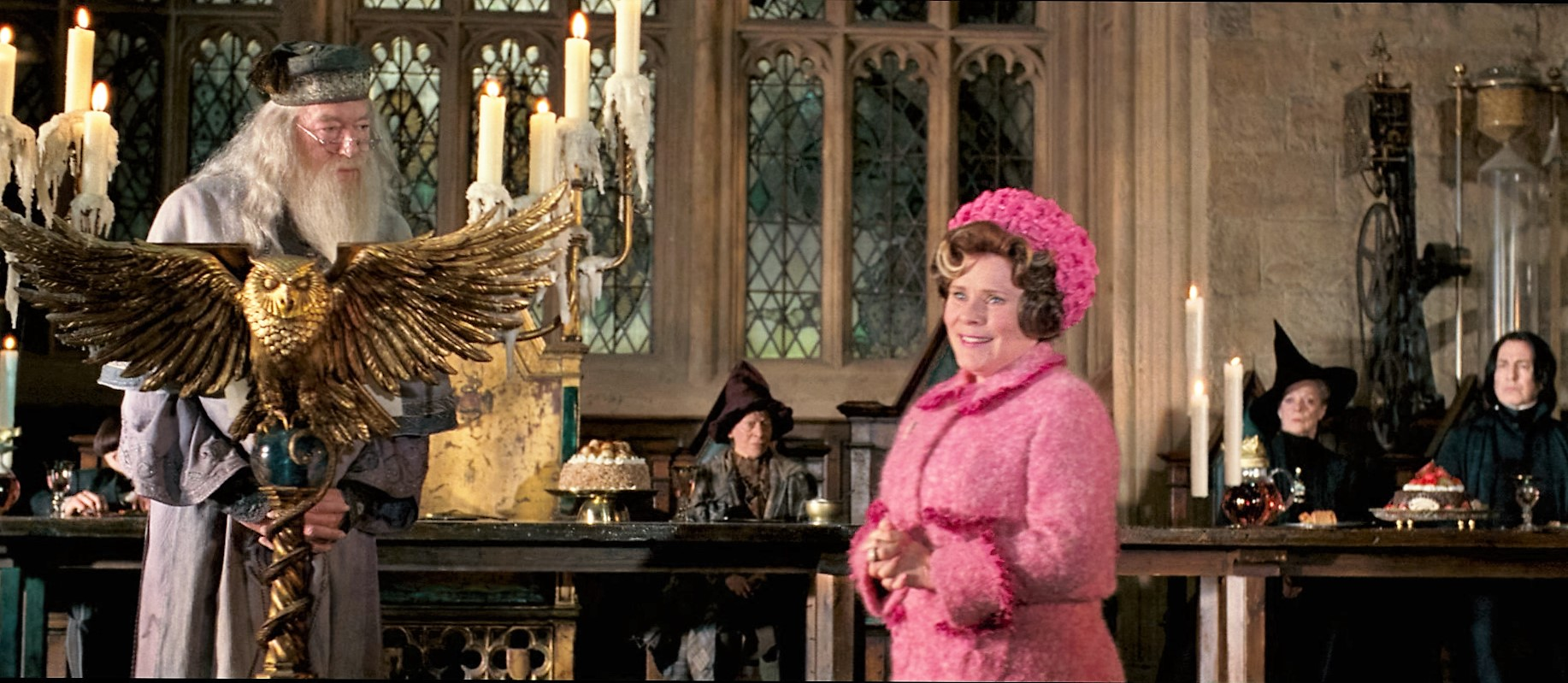 Umbridge speech